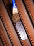 Wood painting Royalty Free Stock Photo