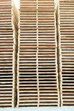 Wood pallet Stock Images