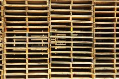 Wood Pallets Royalty Free Stock Images