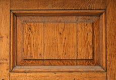 Wood panel. Plain old wood panel background Stock Image