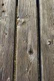 Wood panel background Stock Image