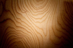 Wood panel background. Fine image of vein natural wood background Royalty Free Stock Images