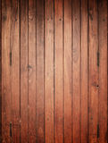 Wood panel for background Center light Royalty Free Stock Photography