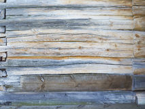 Wood panel background. Planked wooden texture flat lay photo design Royalty Free Stock Image