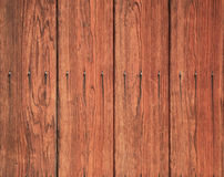Wood panel detail Stock Photos