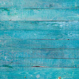 Wood panel fence old Royalty Free Stock Images