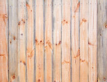 Wood panel fence old Stock Photos