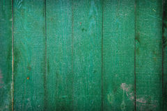 Wood panel fence old Royalty Free Stock Photo