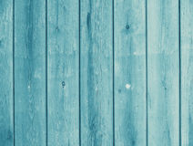 Wood panel fence Royalty Free Stock Photos