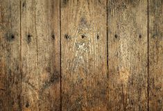 Wood panel Stock Image