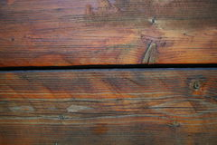 Wood panel Royalty Free Stock Image