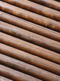 Wood panel texture closeup Royalty Free Stock Photos