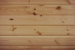 Wood panelbakgrund Royaltyfria Bilder