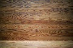 Wood Paneled Background stock image