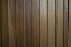 Wood paneled walls Royalty Free Stock Photos