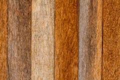Wood paneler för Grunge för bakgrund Arkivbild