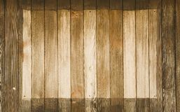 Wood paneling Royalty Free Stock Photos