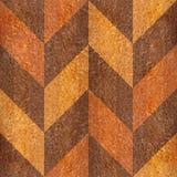 Wood paneling pattern - seamless background - Carpathian Elm wood Royalty Free Stock Images