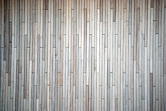 Wood panelling Stock Photography