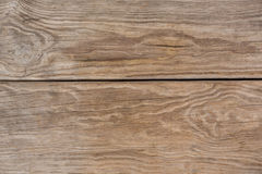 Wood panelling. Close-up of wood panelling Stock Photo