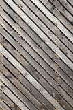 Wood panelling. Close-up image of wood panelling Stock Photography