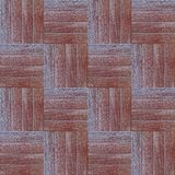 Wood Panelling. A close up shot of wood panelling Stock Photo
