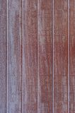 Wood Panelling. A close up shot of wood panelling Royalty Free Stock Images