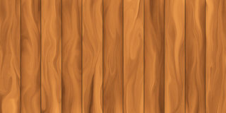 Wood Panelling Royalty Free Stock Photography