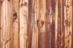 Wood panels. As background, close-up Royalty Free Stock Photos