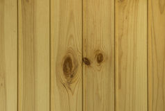 Wood panels background Stock Photography