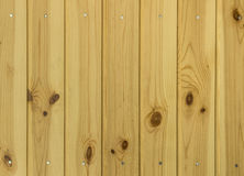 Wood panels background Royalty Free Stock Photos