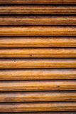 Wood panels. Old panel wood background Horizontal Stock Image