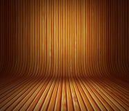Wood panels used as background. Stock Photo