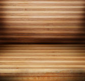 Wood panels used as background Stock Image