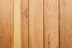 Wood panels are vertical alignment Royalty Free Stock Photos