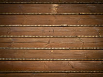 Wood panels wall Stock Photo