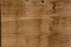 Wood Panels. A wall with wood panels Royalty Free Stock Images