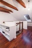 Wood parquet floor Stock Photography