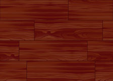 Wood parquet floor pattern tile Royalty Free Stock Photography
