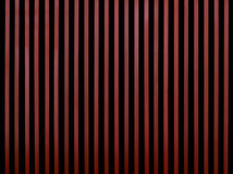 Wood partition with red paint Royalty Free Stock Image
