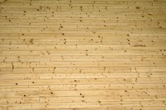 Wood pattern. Wood ceiling Stock Images