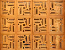 Wood pattern Stock Photography