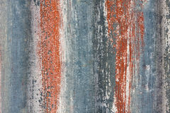 Wood Pattern. Painted wooden door effects a pattern Royalty Free Stock Photography