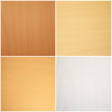 Wood pattern background collection Stock Image