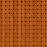 Wood pattern with circles Stock Photography