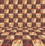 Wood pattern. Pattern interior wood texture background Royalty Free Stock Photography