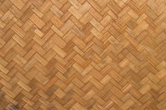 Wood pattern style thai Royalty Free Stock Photo