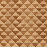 Wood pattern in triangle shape Royalty Free Stock Photography