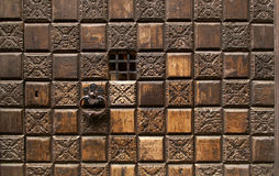 Wood pattern in Venice Royalty Free Stock Photography