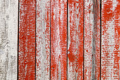 Wood in patterns and painted Stock Image